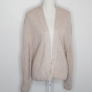 Ruby Moon | Anthropologie Open Front Cardigan EUC